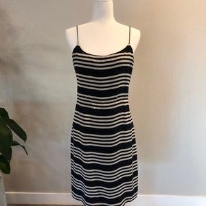 J. Crew Striped, Nautical Dress
